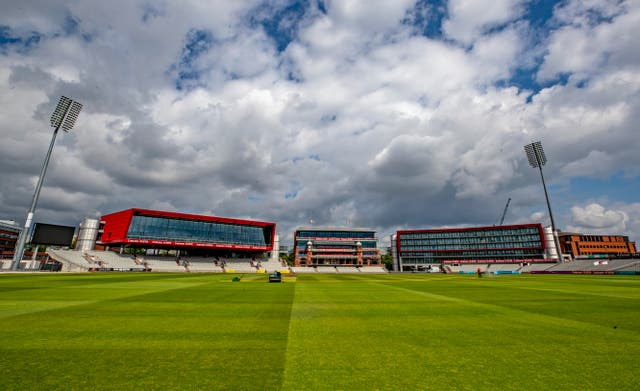 Emirates Old Trafford will host two of the three Test matches against the West Indies next month