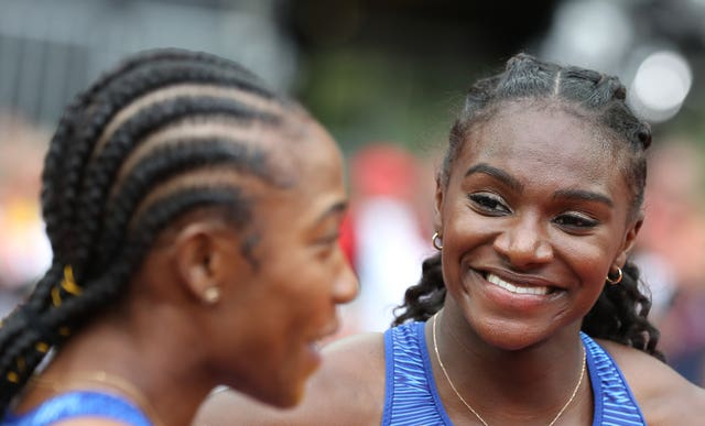 Dina Asher-Smith