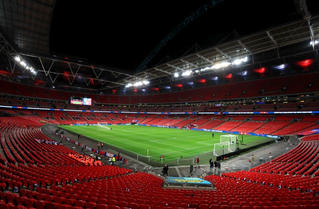 Wembley will host the final of Euro 2020