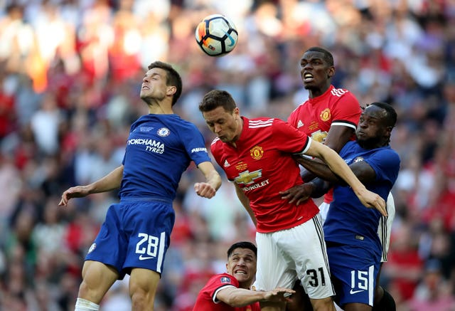 Chelsea v Manchester United – Emirates FA Cup – Final – Wembley Stadium