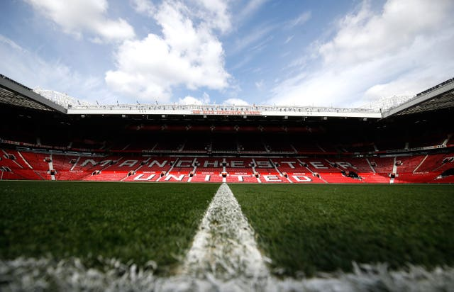Old Trafford File Photo