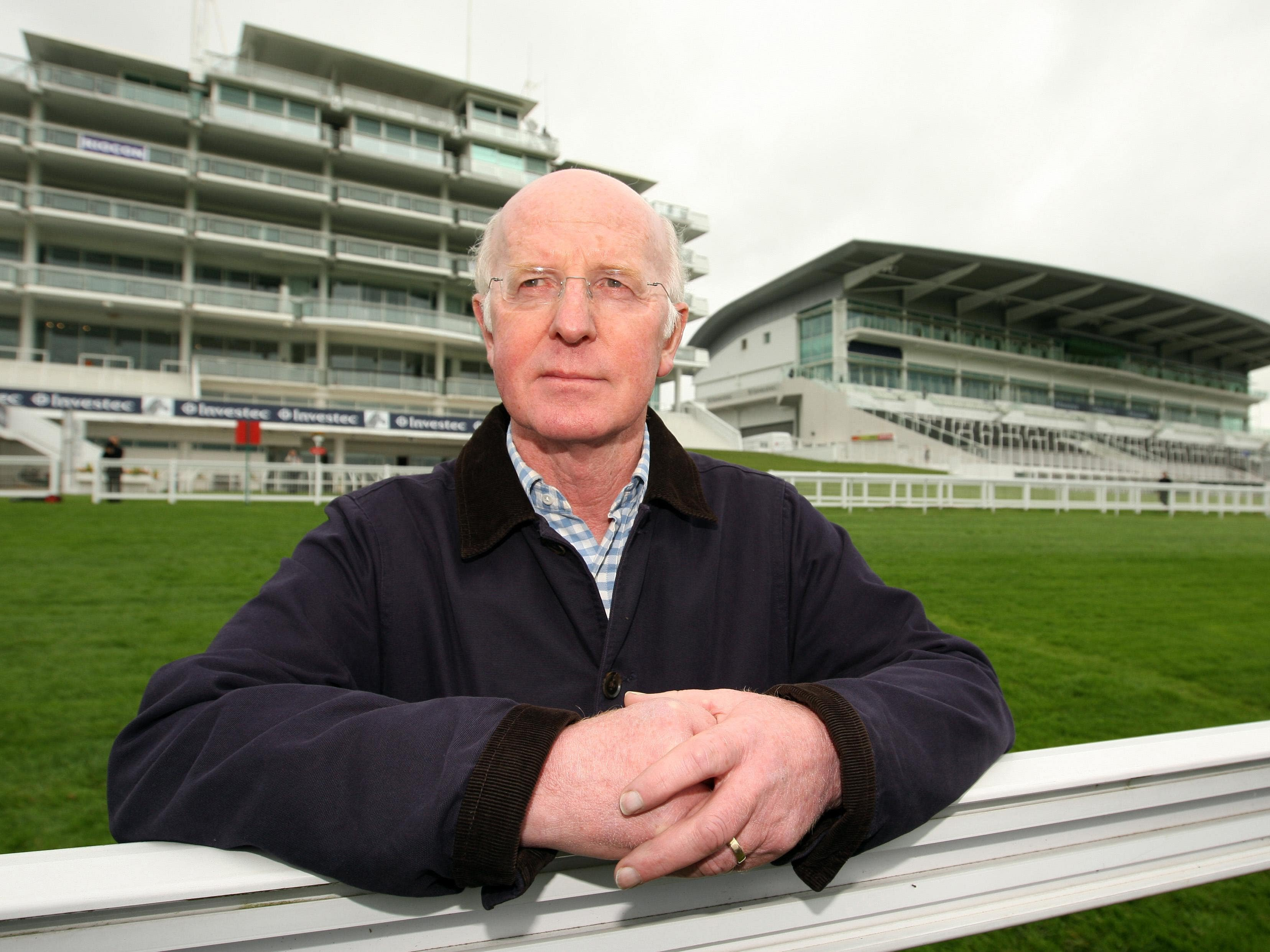 John Oxx, pictured at Epsom, where he has enjoyed much big-race success (Dominic Lipinski/PA)