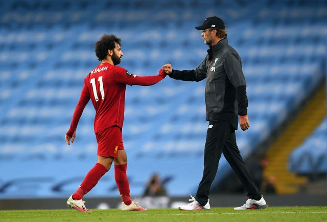 There is no problem between Mohamed Salah and Jurgen Klopp over the former's positive Covid-19 test