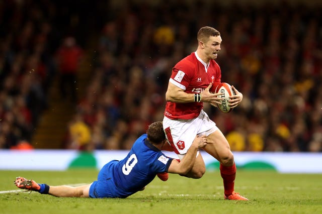 George North could feature against England