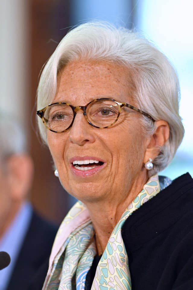 Christine Lagarde has been nominated to lead the European Central Bank