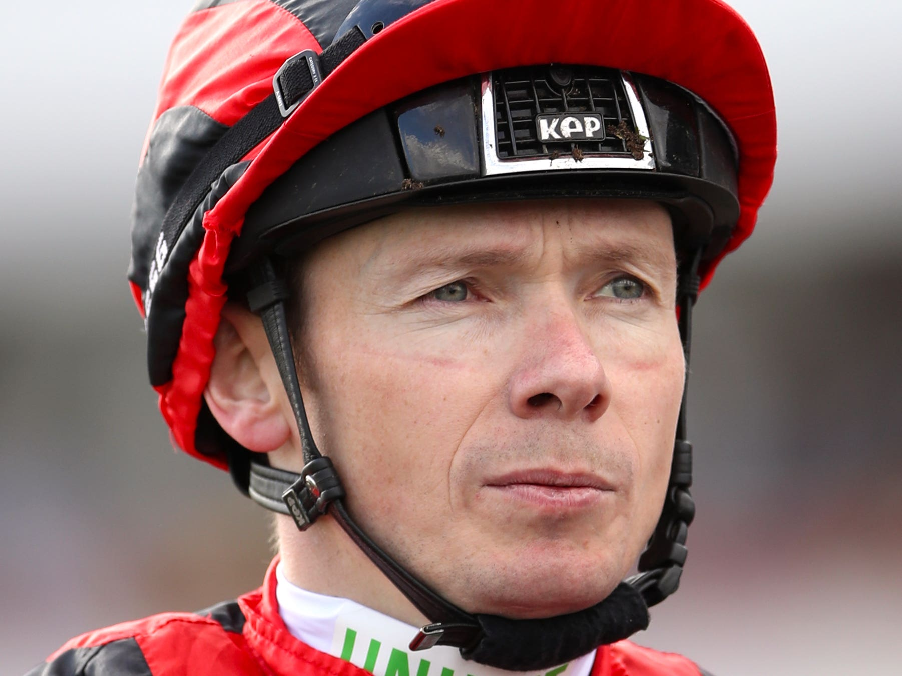 Jockey Jamie Spencer has been given a lengthy ban (Tim Goode/PA)