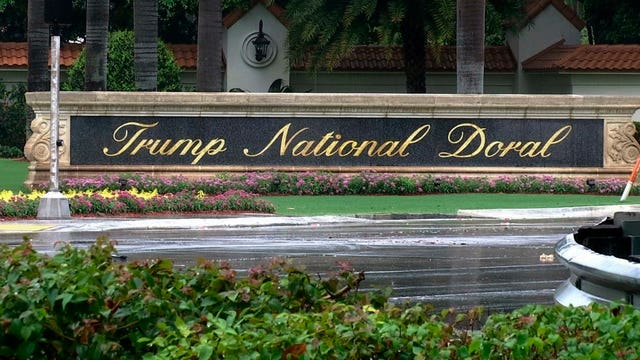 G7 Summit Trump's Doral