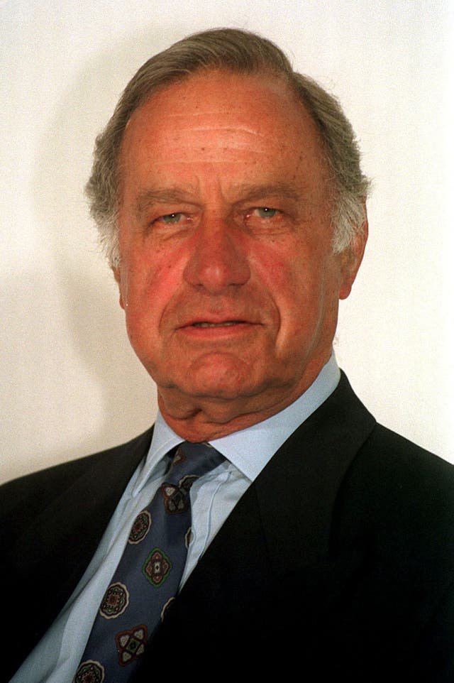 ACTOR GEOFFREY PALMER