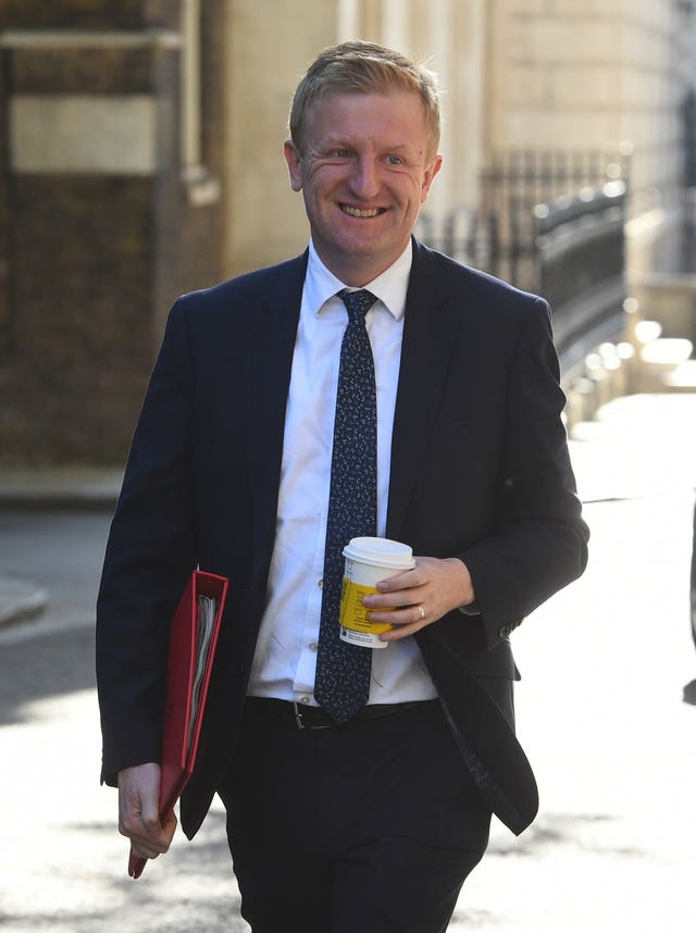 Digital, Culture, Media and Sport Secretary Oliver Dowden