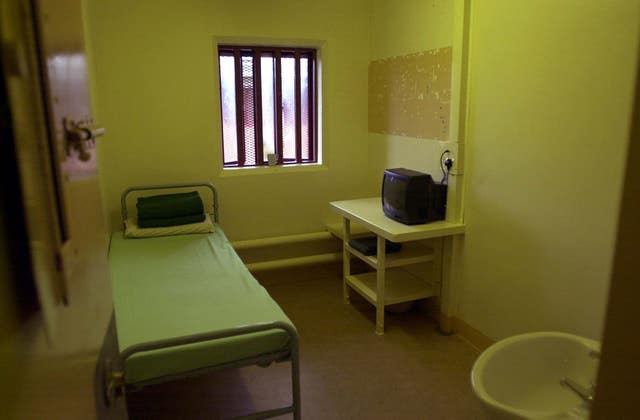 File picture of a cell inside Brinsford  (David Jones/PA)