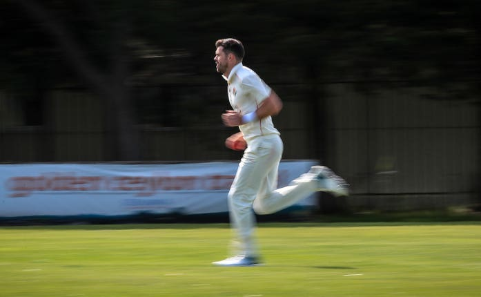 When he is not injured, James Anderson is still a lethal weapon for England and Lancashire