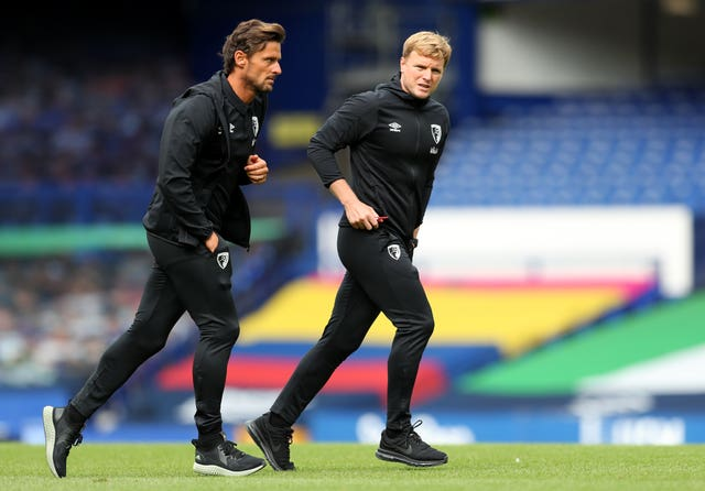 Jason Tindall is not sure how long Eddie Howe will take out of the game