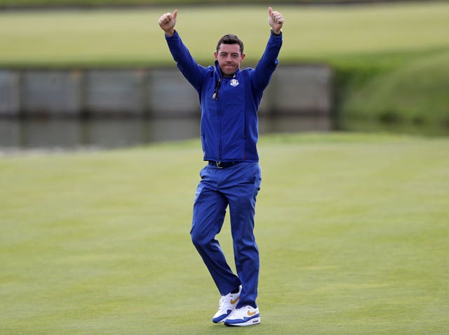 RorRory McIlory does not think the Ryder Cup will take place in 2020y McIlroy file photo