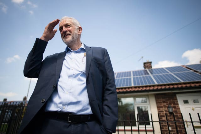 Labour plans to tackle climate change