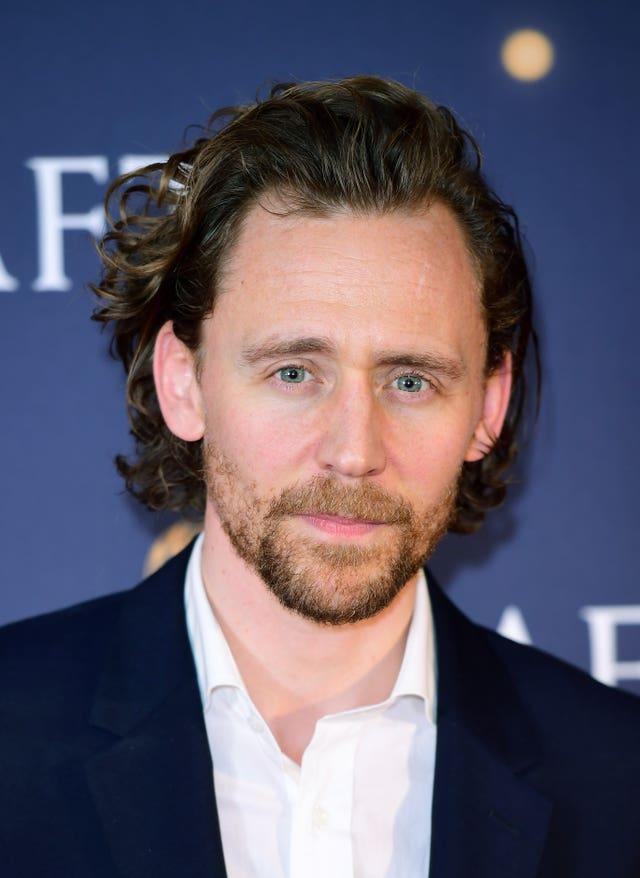 Tom Hiddleston watched Johanna Konta's victory