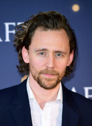 Tom Hiddleston watched Johanna Konta's victory