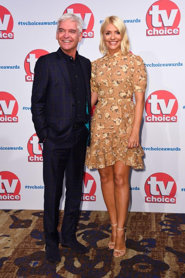 TV Choice Awards 2019 - London