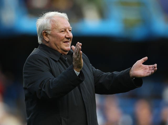 Tommy Docherty was inducted into the Scottish Football Hall of Fame in November 2013