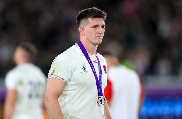 Tom Curry will be an England regular for years to come