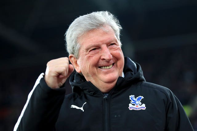 Hodgson has impressed at Selhurst Park