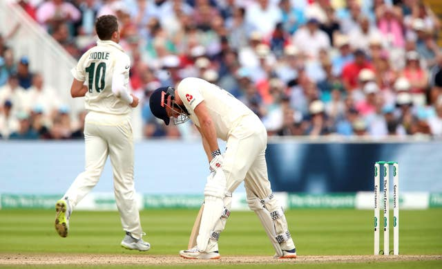 England v Australia – First Test – Day Three – 2019 Ashes Series – Edgbaston
