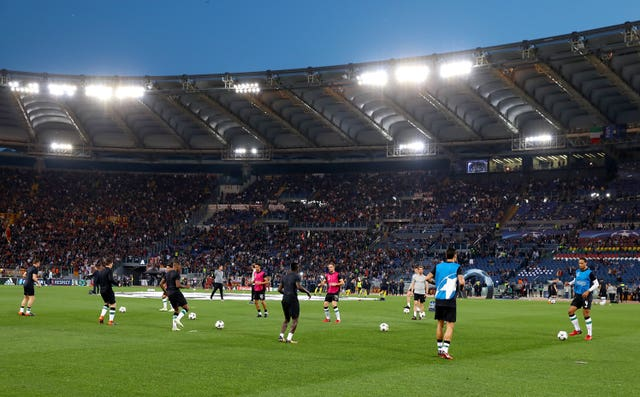 UEFA hopes to hold Euro 2020 across 12 cities as planned, starting at the Stadio Olimpico in Rome