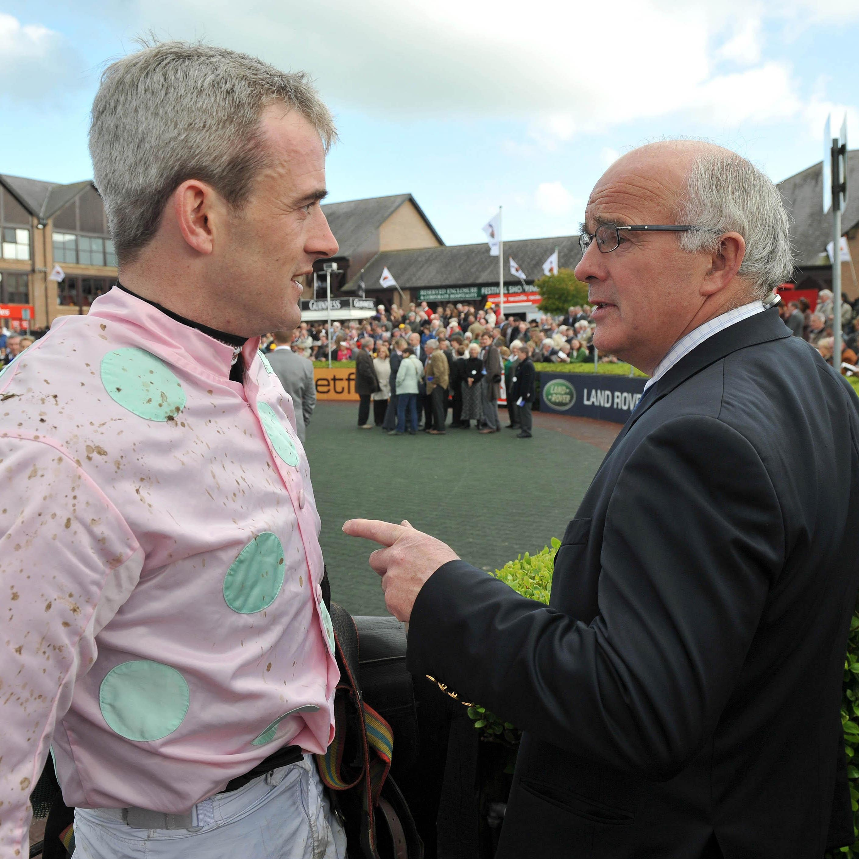 Ruby and Ted Walsh team up at Naas