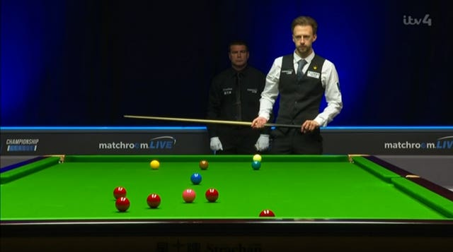 Judd Trump topped his group in snooker's Championship League.