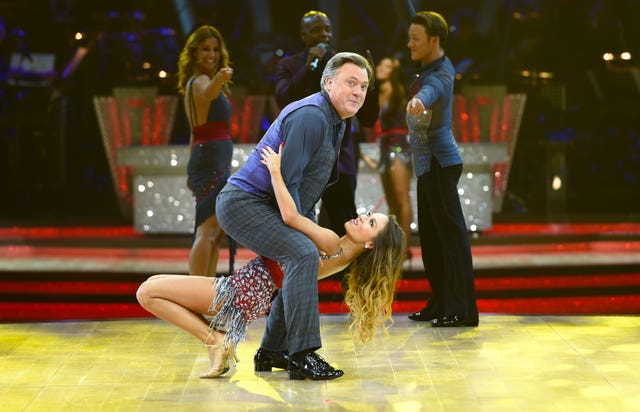 Ed Balls and Katya Jones were a hit on Strictly