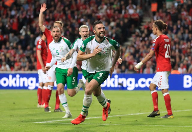 Shane Duffy's late goal against Denmark could prove decisive for the Republic of Ireland.