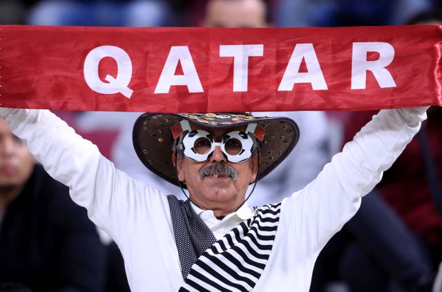 Qatar will host the 2022 World Cup
