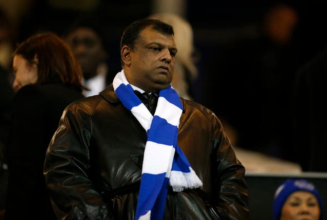 QPR co-owner Tony Fernandes backed the stance of the club's under-18 players