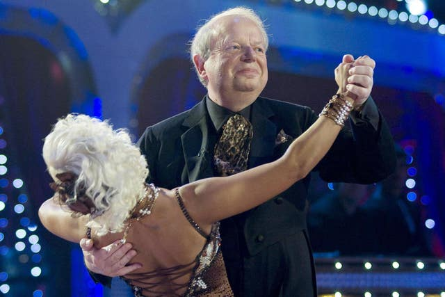 Sergeant quits Strictly Come Dancing