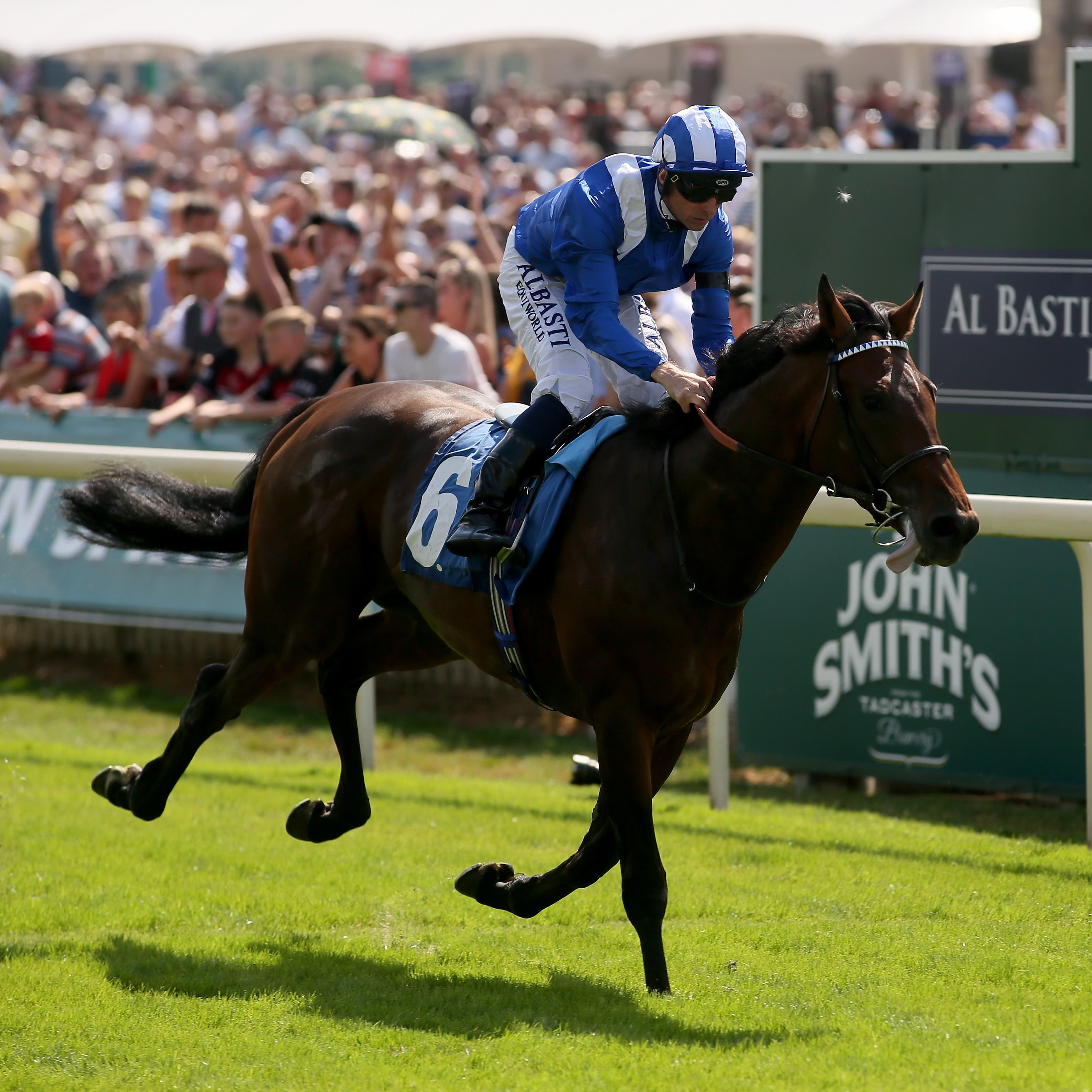Wadilsafa will bid for Listed glory in the Smarkets Fortune Stakes at Sandown on Wednesday