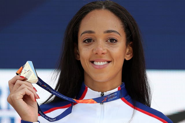 Johnson-Thompson will hope to to go one better than her silver medal at last year's European Championships