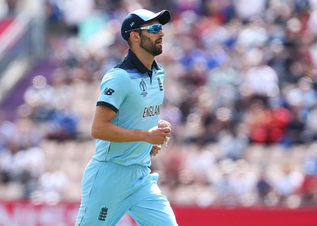 England paceman Mark Wood is hoping for good news after a foot injury