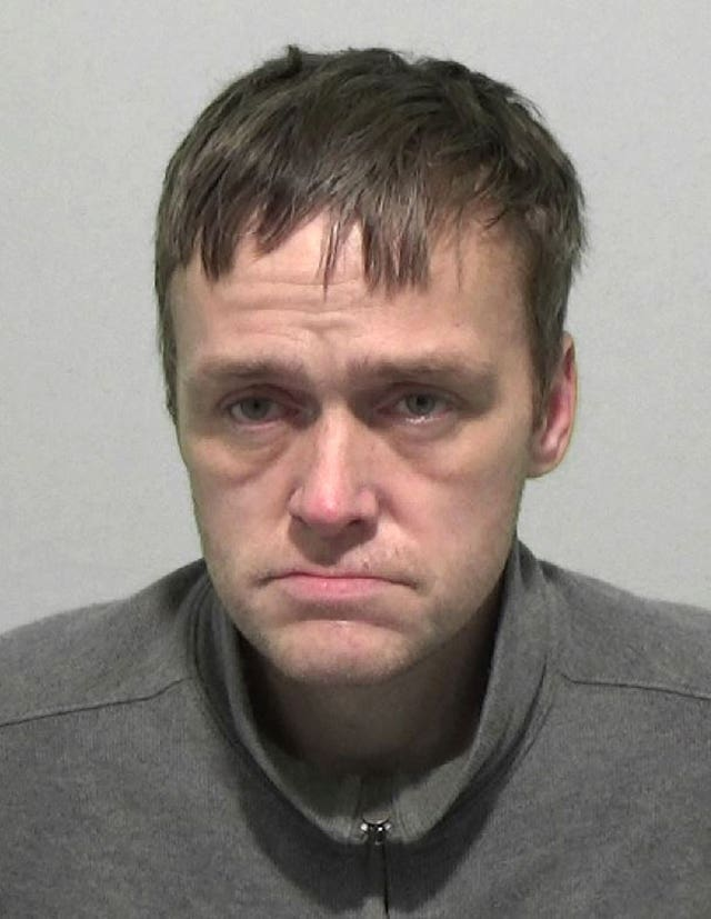 Mark Cooper, jailed for botched burglary