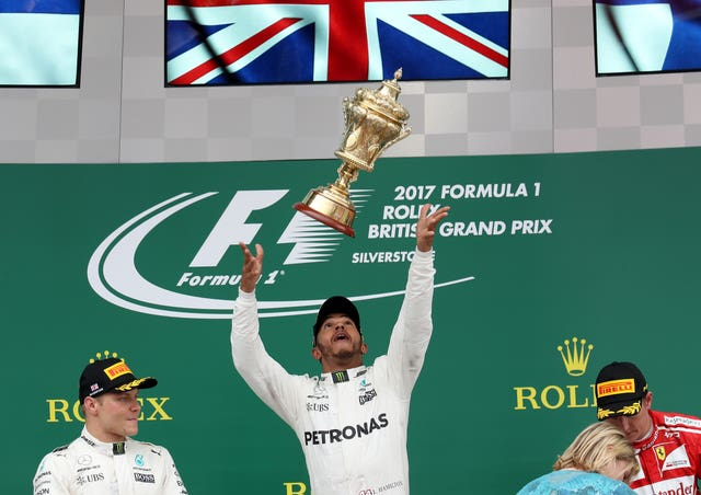 2017 British Grand Prix – Race Day – Silverstone Circuit