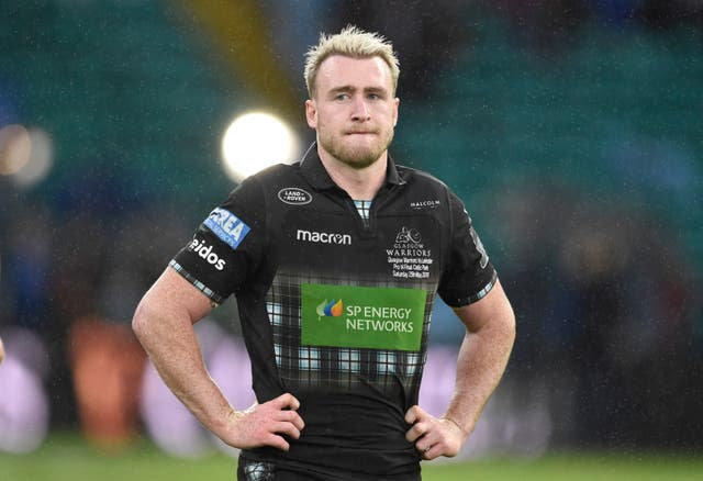 Stuart Hogg is heading back to Glasgow with his new club