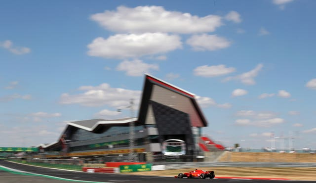 2018 British Grand Prix – Race Day – Silverstone Circuit