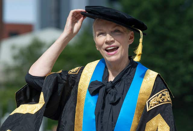 New Chancellor of Glasgow Caledonian University