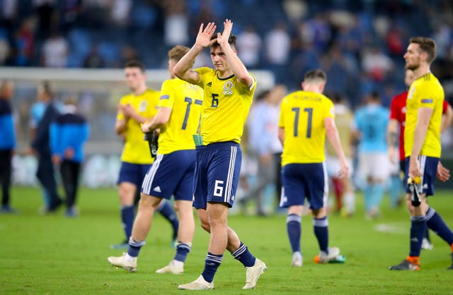 Scotland were booed off by their fans after the match