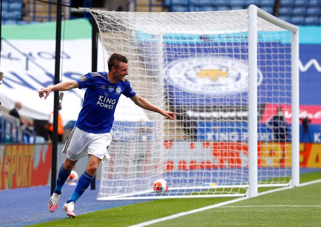 Can Jamie Vardy fire Leicester into Champions League qualification pole position and secure himself the Golden Boot?