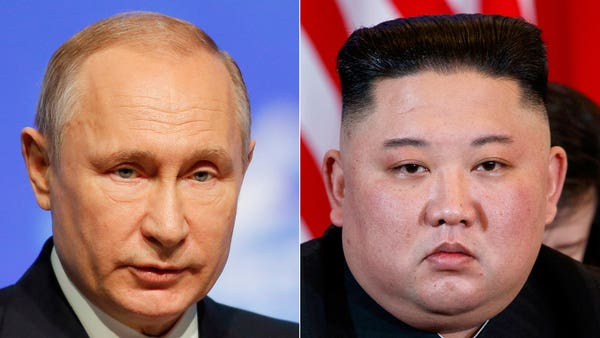 Putin arrives in Vladivostok for summit with North Korea's Kim