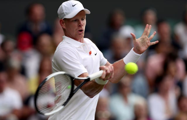 Kyle Edmund has a tough first-round clash in Melbourne