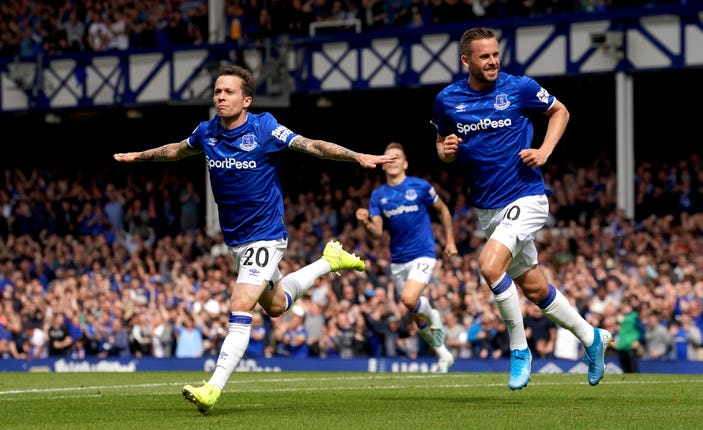 Everton v Watford – Premier League – Goodison Park