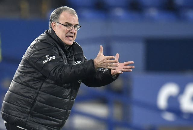 Marcelo Bielsa's Leeds could not hold on to their lead at Stamford Bridge