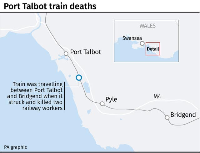 Port Talbot train deaths