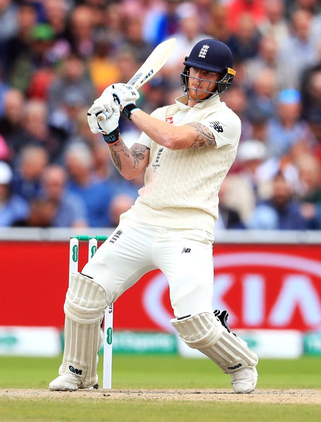 Stokes is once again the man England will look to
