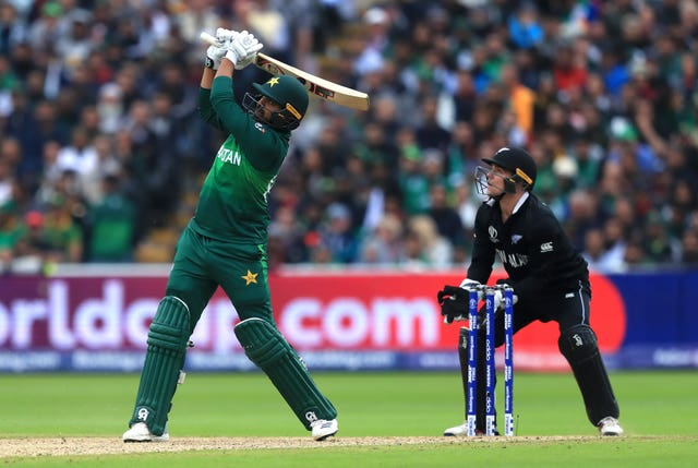 New Zealand v Pakistan – ICC Cricket World Cup – Group Stage – Edgbaston